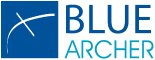Blue Archer Logo
