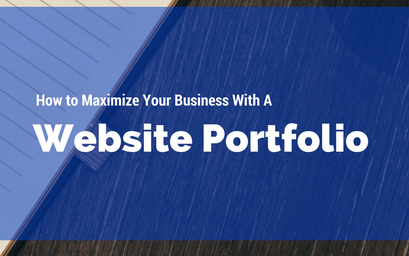 Do you need to showcase your work? We cover why you should have a portfolio on your website.