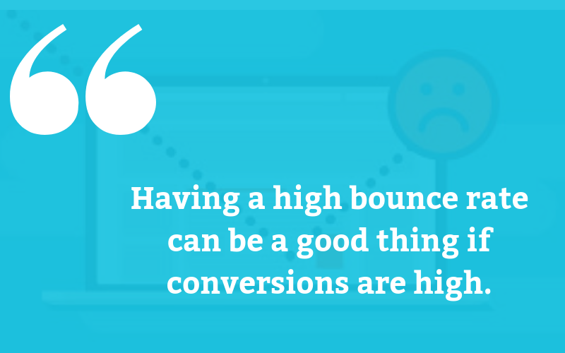 How to Avoid a High Bounce Rate