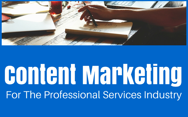 Professional Service Industry: Content Marketing