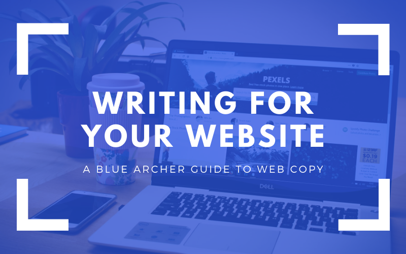 Writing for Your Website 101