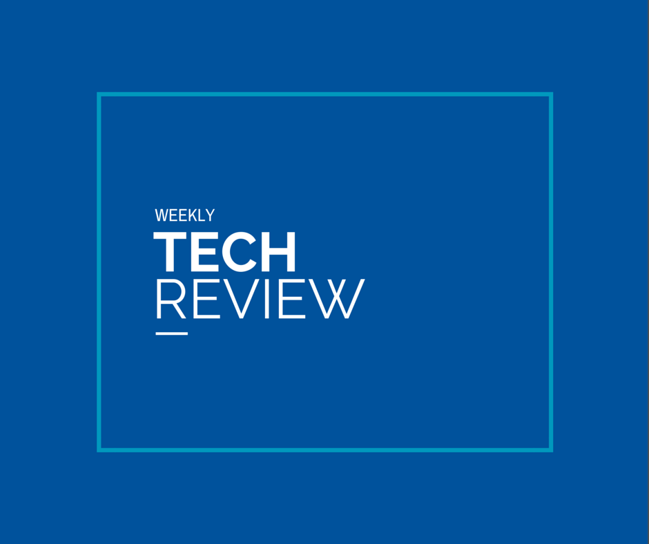 weekly Technology news review