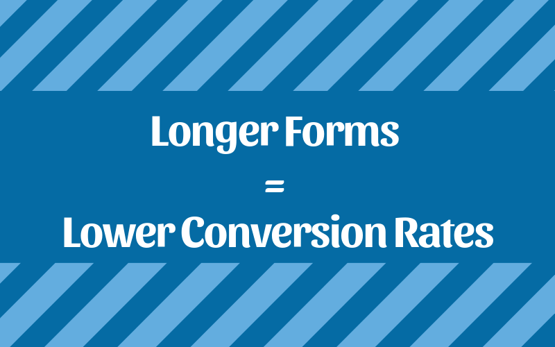 Online Form: Build to Convert
