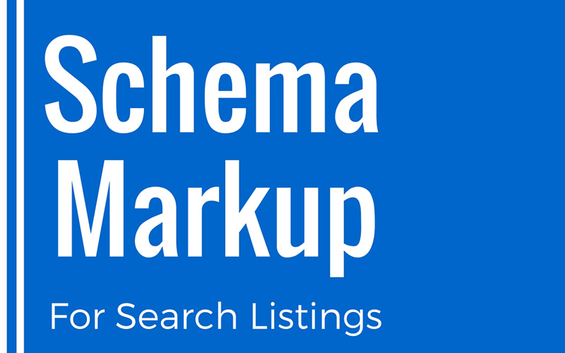 Schema Markup For Your Website